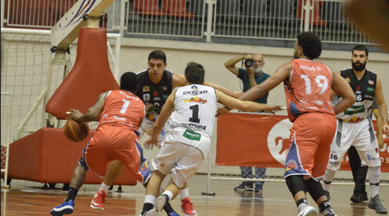 basquete joinville